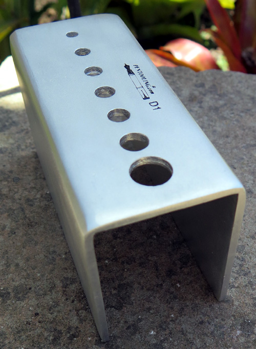 A SIMPLE ALUMINUM KNOCK-OUT BLOCK
